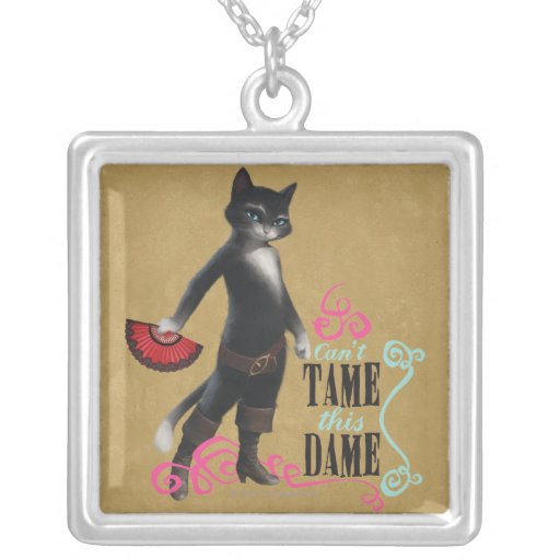 Can't Tame This Dame (color) Jewelry