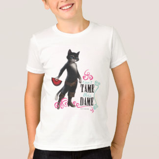 Can't Tame This Dame (color) T-Shirt