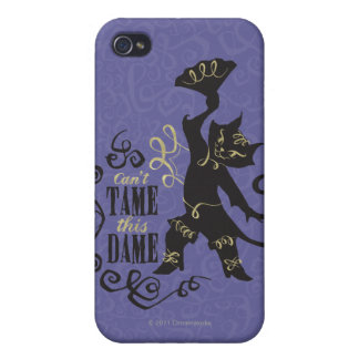 Can't Tame This Dame iPhone 4/4S Cases