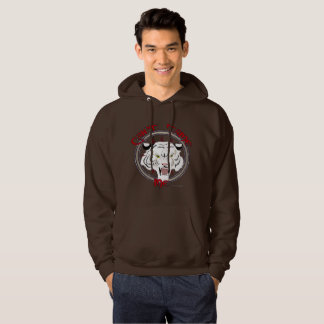 Can't Tame Tiger Men's Hoodie