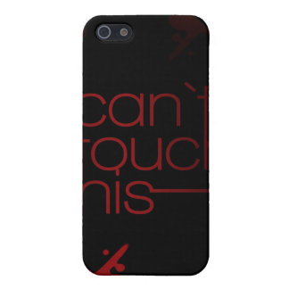 Can't touch this case for the iPhone 5
