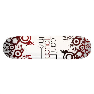 Can't touch this--Old school 21.6 Cm Old School Skateboard Deck