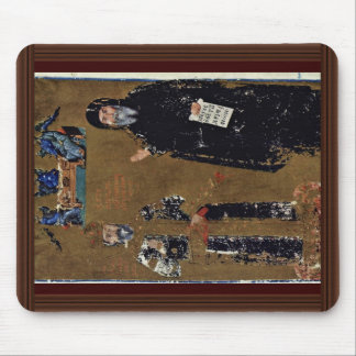 Cantacuzenos Double Portrait Of The Emperor And Mo Mouse Pad