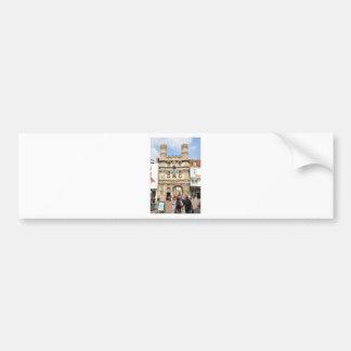 Canterbury Bumper Sticker
