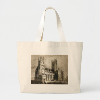 Canterbury Cathedral Tote Bags
