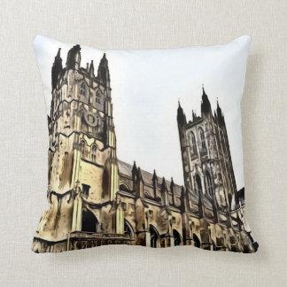 Canterbury Cathedral Cushion