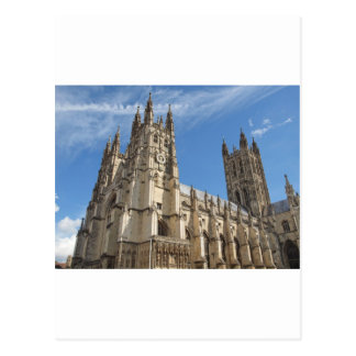 Canterbury Cathedral Kent England Postcards
