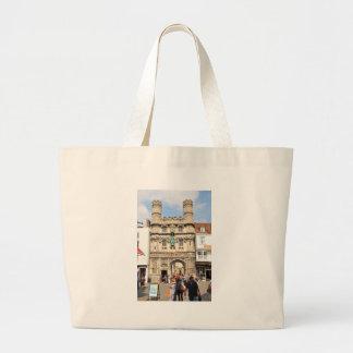 Canterbury Jumbo Tote Bag