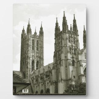 Canterbury Plaques