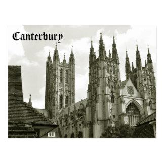 Canterbury Postcard