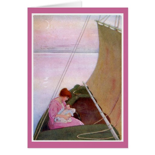 Canterbury Tales - Constance Greeting Card