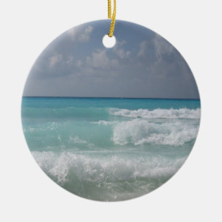 Canun Waves Ornament