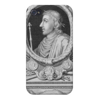 Canute the Great (d.1035) King of England, Denmark iPhone 4 Cases