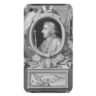 Canute the Great (d.1035) King of England, Denmark iPod Touch Case