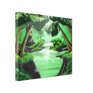 Canvas Gallery Wrapped Canvas
