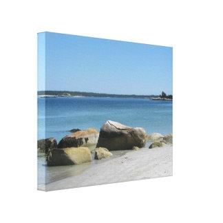 Canvas  Carter's Beach Nova Scotia