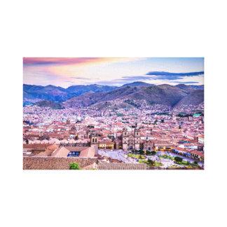 Canvas Cusco