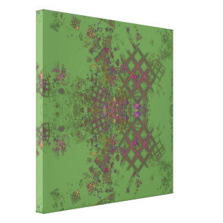 Canvas - Fraktal 15