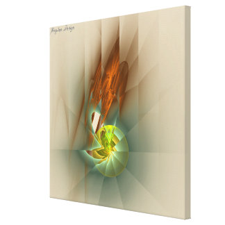 Canvas - Fraktal 57