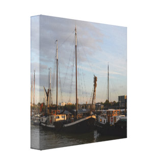 Canvas London Gallery Wrapped Canvas
