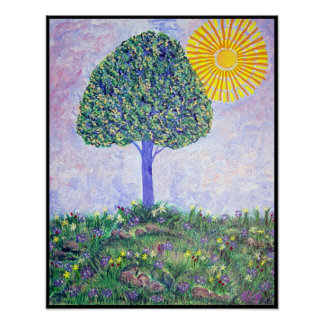 Canvas Print -Summers Day