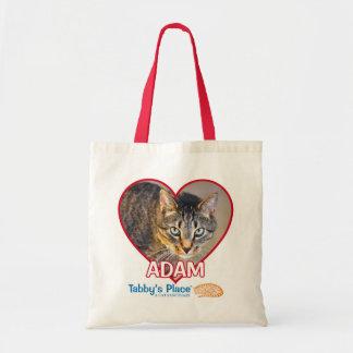 Canvas Tote Bag - Adam