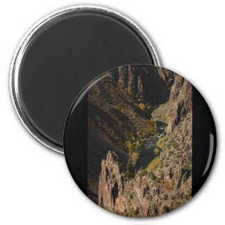 Canyon 6 Cm Round Magnet