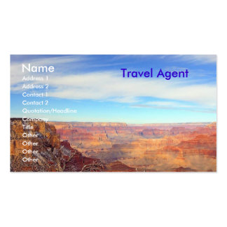 Canyon Card Pack Of Standard Business Cards