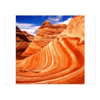 Canyon Colorado Plateau Paria Utah Postcard