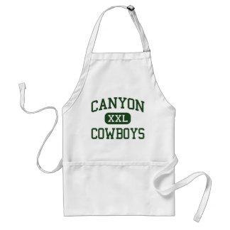 Canyon - Cowboys - High - Canyon Country Standard Apron