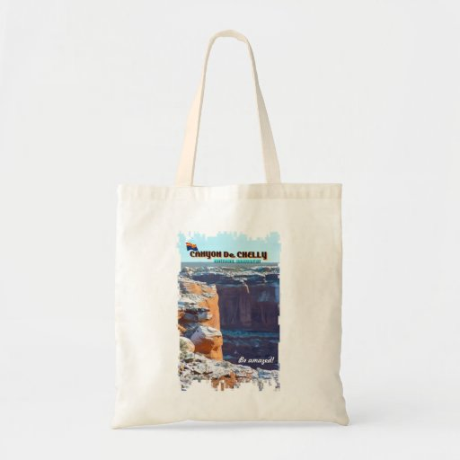 Canyon De Chelly National Monument Tote Bag