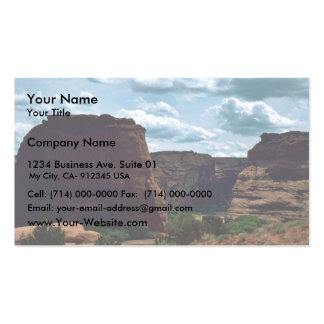 Canyon de Chelly National Monument Business Card Templates