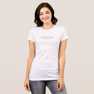 Canyon Girl: Ain't afraid of no bear T-Shirt