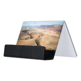 Canyon in the Canyon Desk Business Card Holder