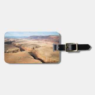 Canyon in the Canyon Luggage Tag
