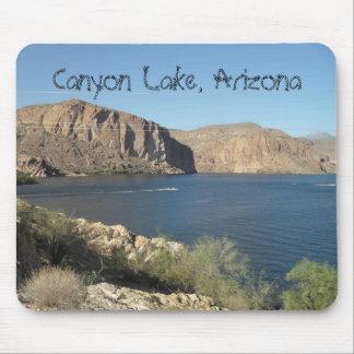 Canyon Lake, Arizona Mouse Pad