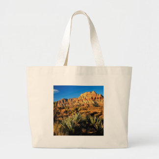 Canyon Red Rock Nevada Tote Bags