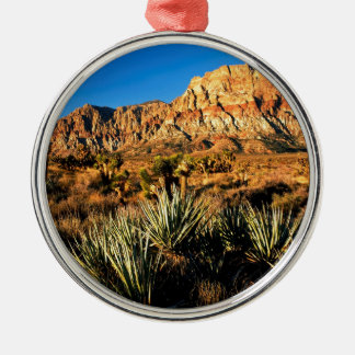 Canyon Red Rock Nevada Christmas Ornament