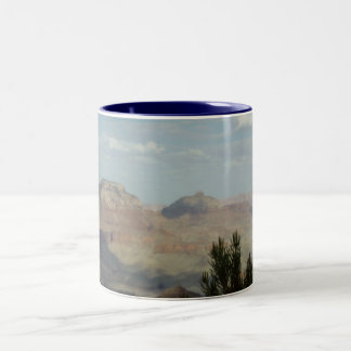 Canyon Rim Two-Tone Coffee Mug