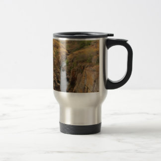 Canyon Stream Stainless Steel Travel Mug