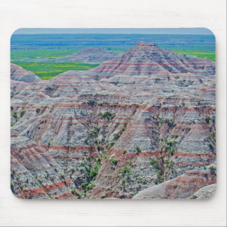 """Canyon Stripes"" collection Mouse Pad"