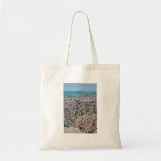 """Canyon Stripes"" collection Canvas Bags"