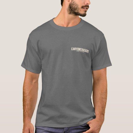 CanyonChasers Merit Badges T-Shirt