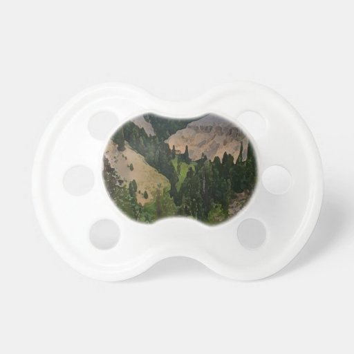 Canyonland Baby Pacifiers