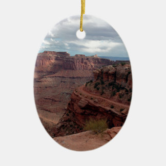Canyonlands Christmas Ornament