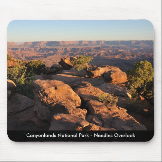 Canyonlands National Park - Needles Overlook Mouse Pad