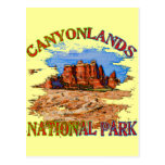 Canyonlands National Park Post Card