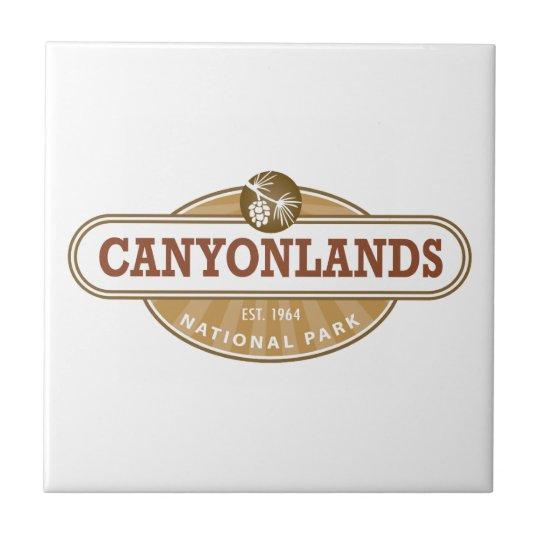 Canyonlands National Park Tile