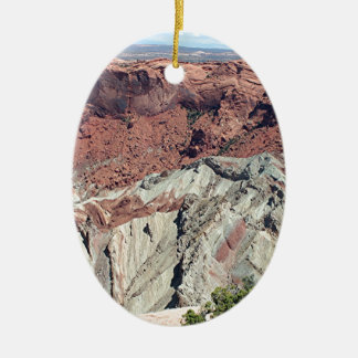 Canyonlands National Park, Utah, Southwest USA 5 Christmas Ornament