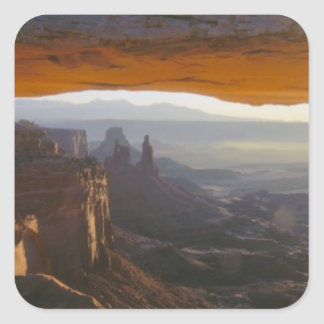 CANYONLANDS NATIONAL PARK, UTAH. USA. View Stickers